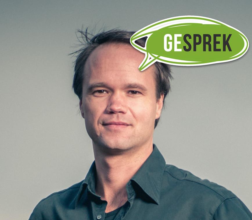 Henk Stoorvogel gesprek Paulien Vervoorn geloofwaardig spreken