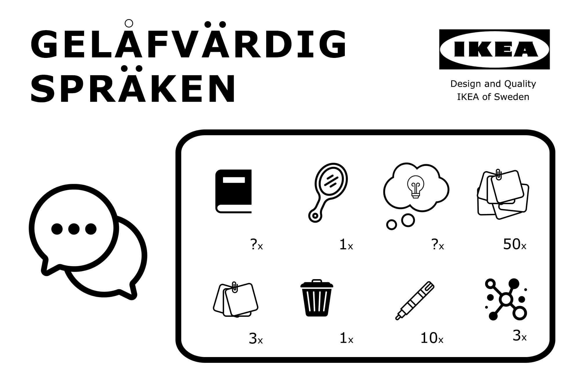 handleiding IKEA geloofwaardig spreken paulien vervoorn