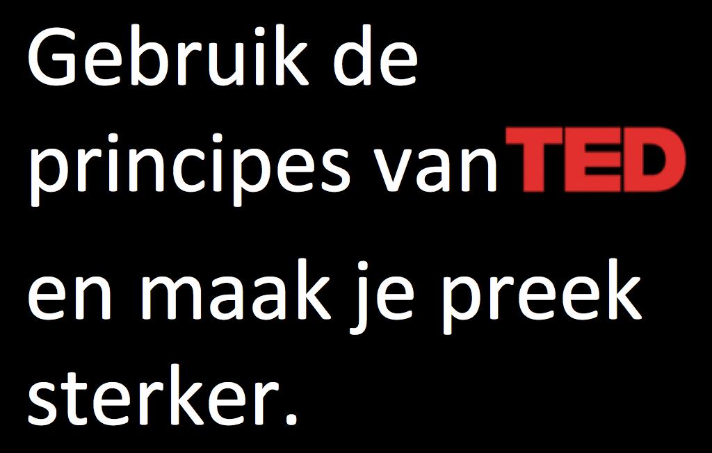paulien vervoorn preek preken geloofwaardig spreken TED-talks