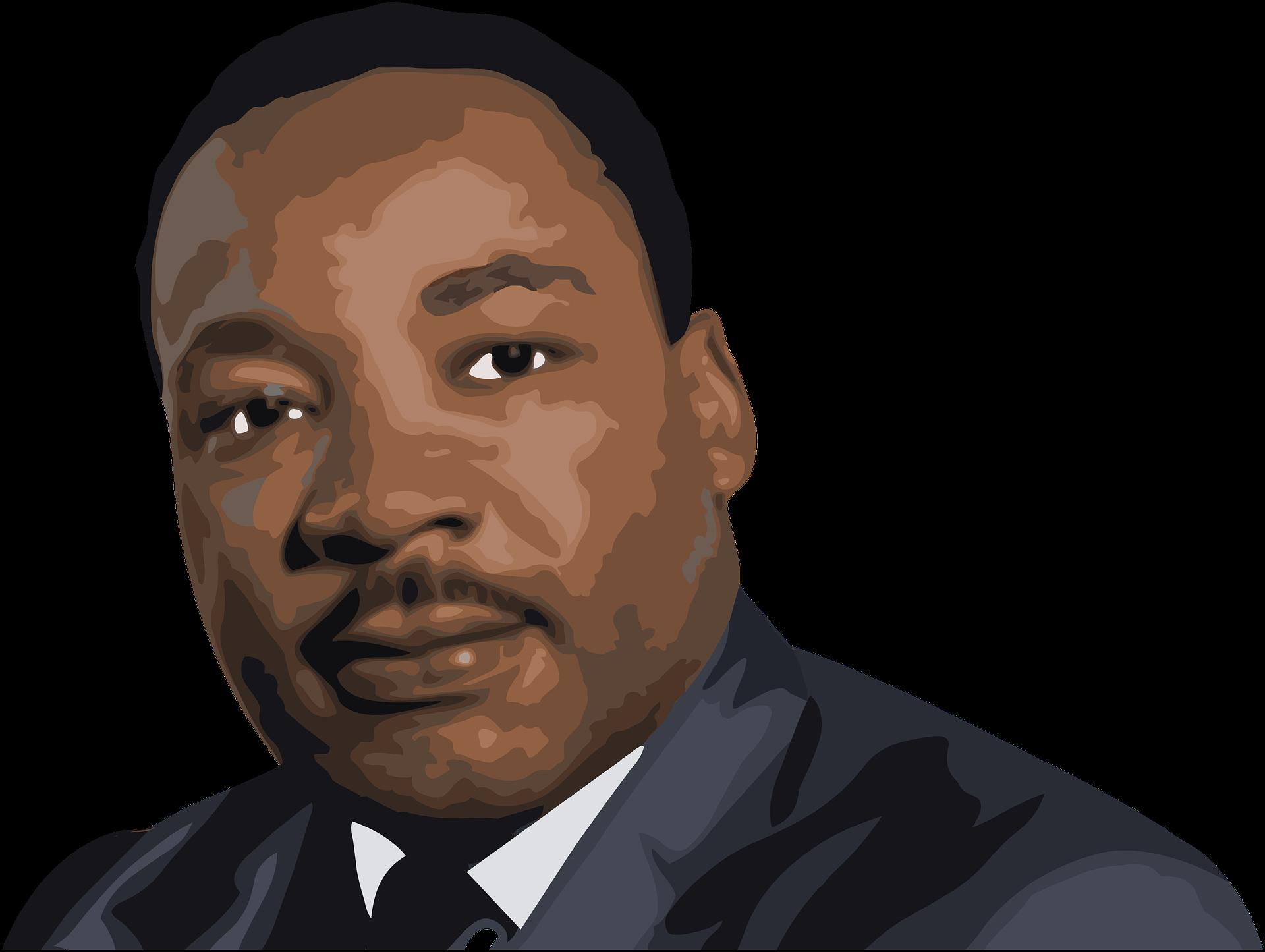 Martin Luther King preken geloofwaardig
