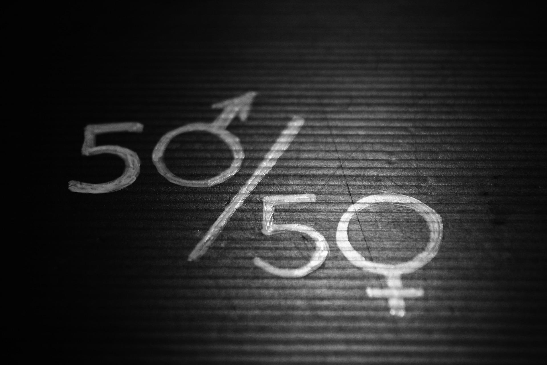 gelijkwaardigheid ongelijkwaardigheid sprekende vrouwen