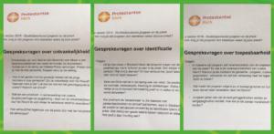 gespreksvragen PKN Nelleke Plomp betrokken bij de preek tieners jongeren