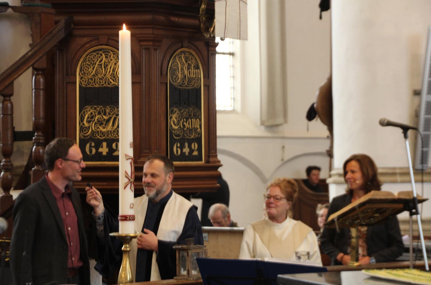 petruskerk paulien vervoorn interkerkelijk woerden 5 mei viering