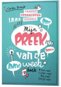 kinderen Paulien Vervoorn preken prekenboekje meeschrijven