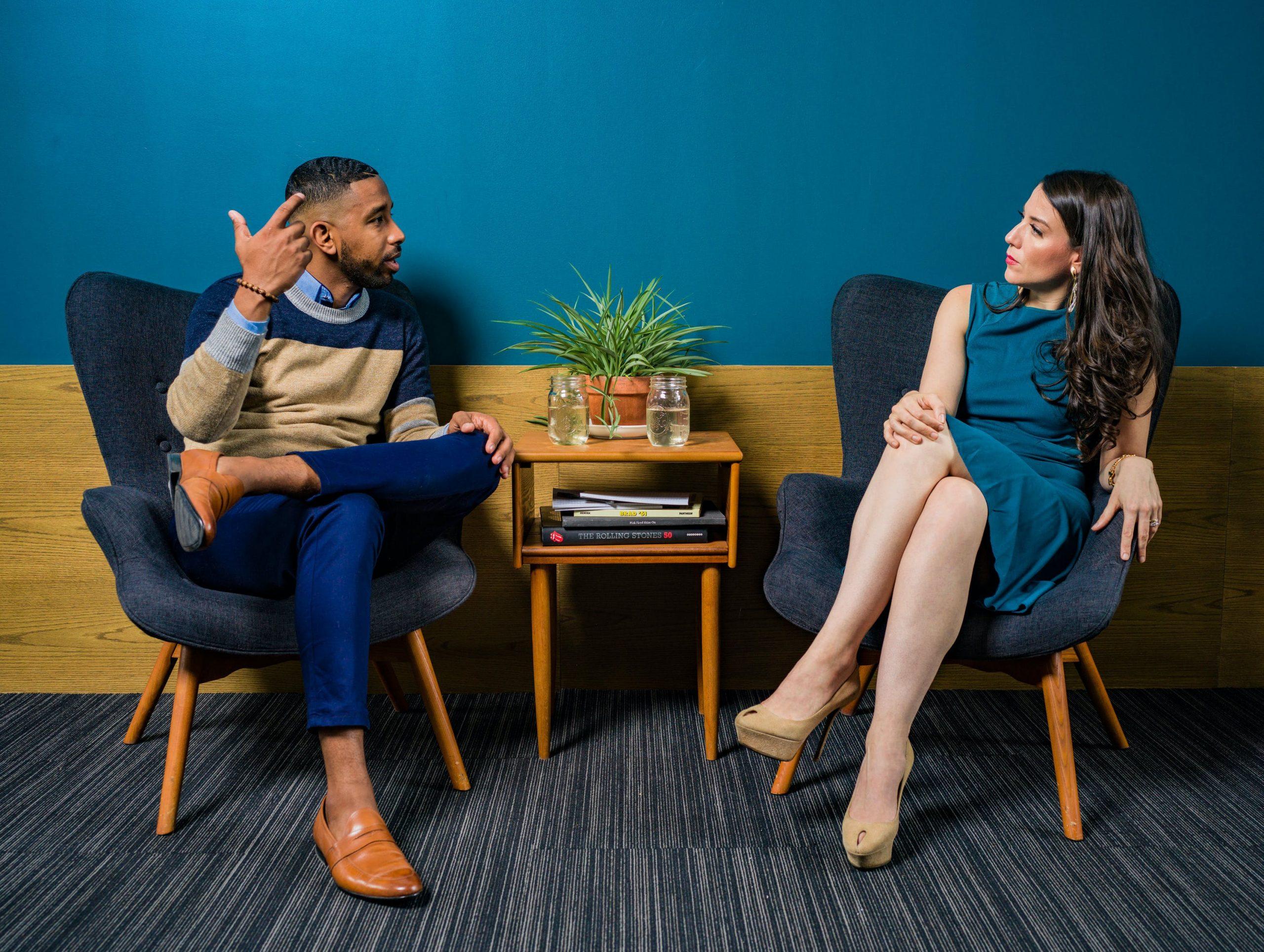 preken gesprek conversatie conversationeel paulien vervoorn