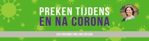 preken tijdens en na corona paulien vervoorn