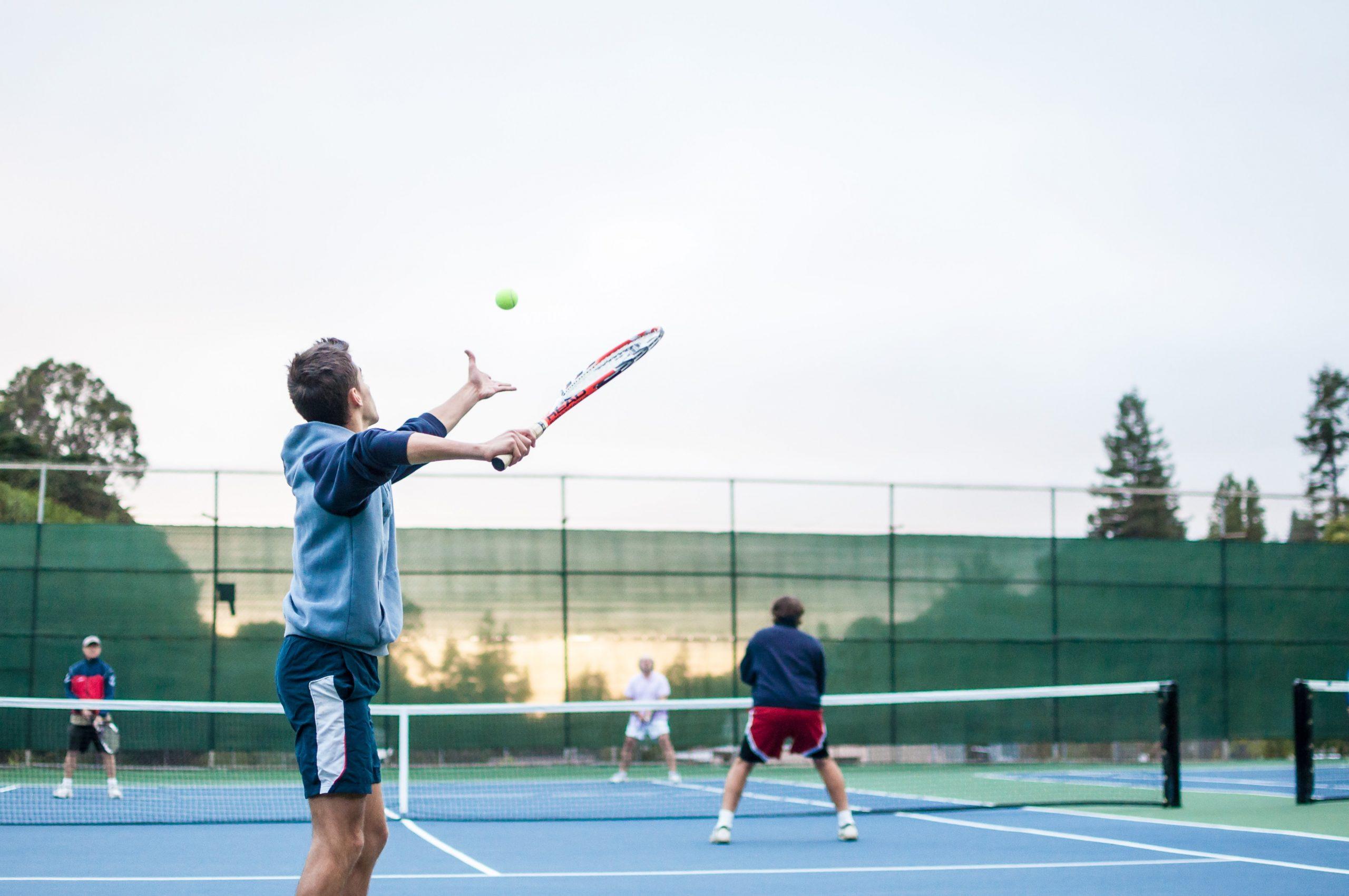 tennis training paulien vervoorn geloofwaardig spreken